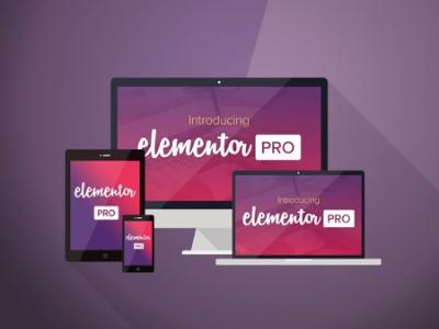 elementor pro Creación de paginas web