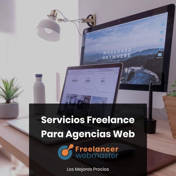 servicio freelance para agencias web